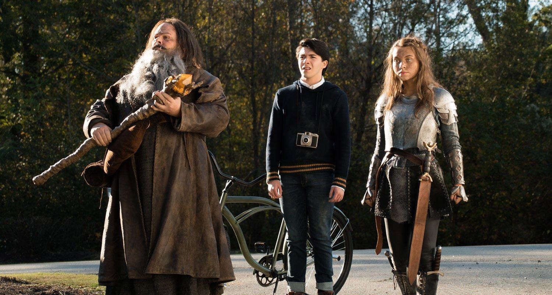 Cast of Dwight in Shining Armor - BYUtv