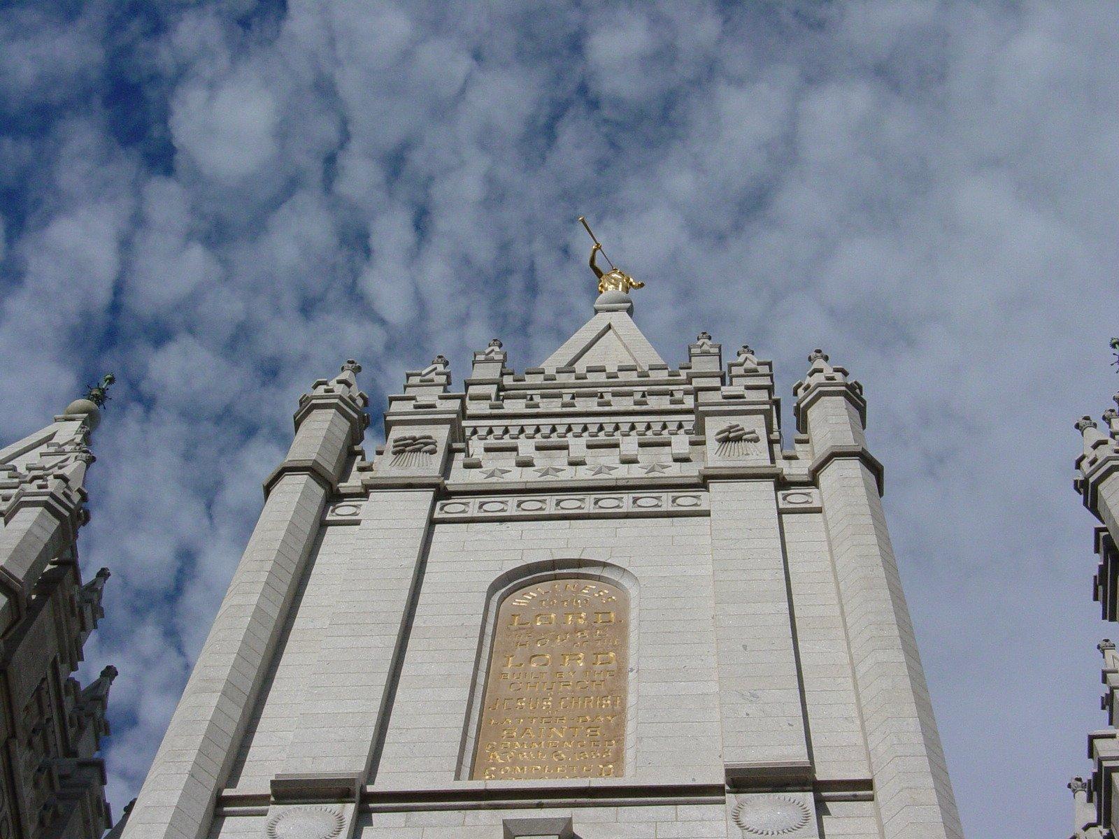 The Salt Lake Temple | Wikimedia Commons