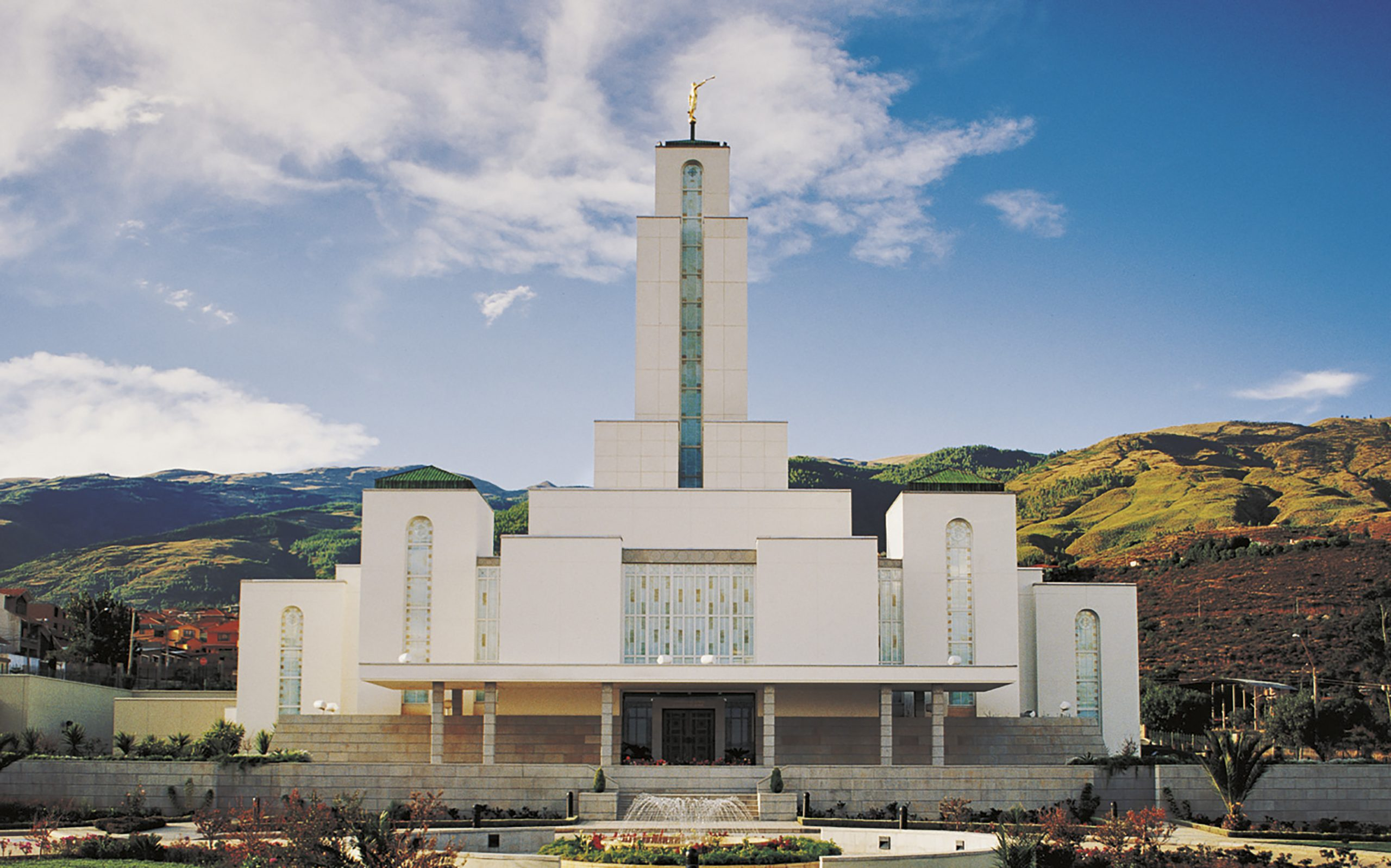 The Cochabamba Bolivia Temple of The Church of Jesus Christ of Latter-day Saints | Intellectual Reserve