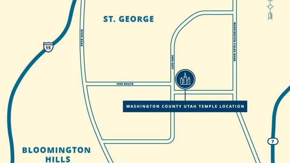 washington-county-utah-temple-location