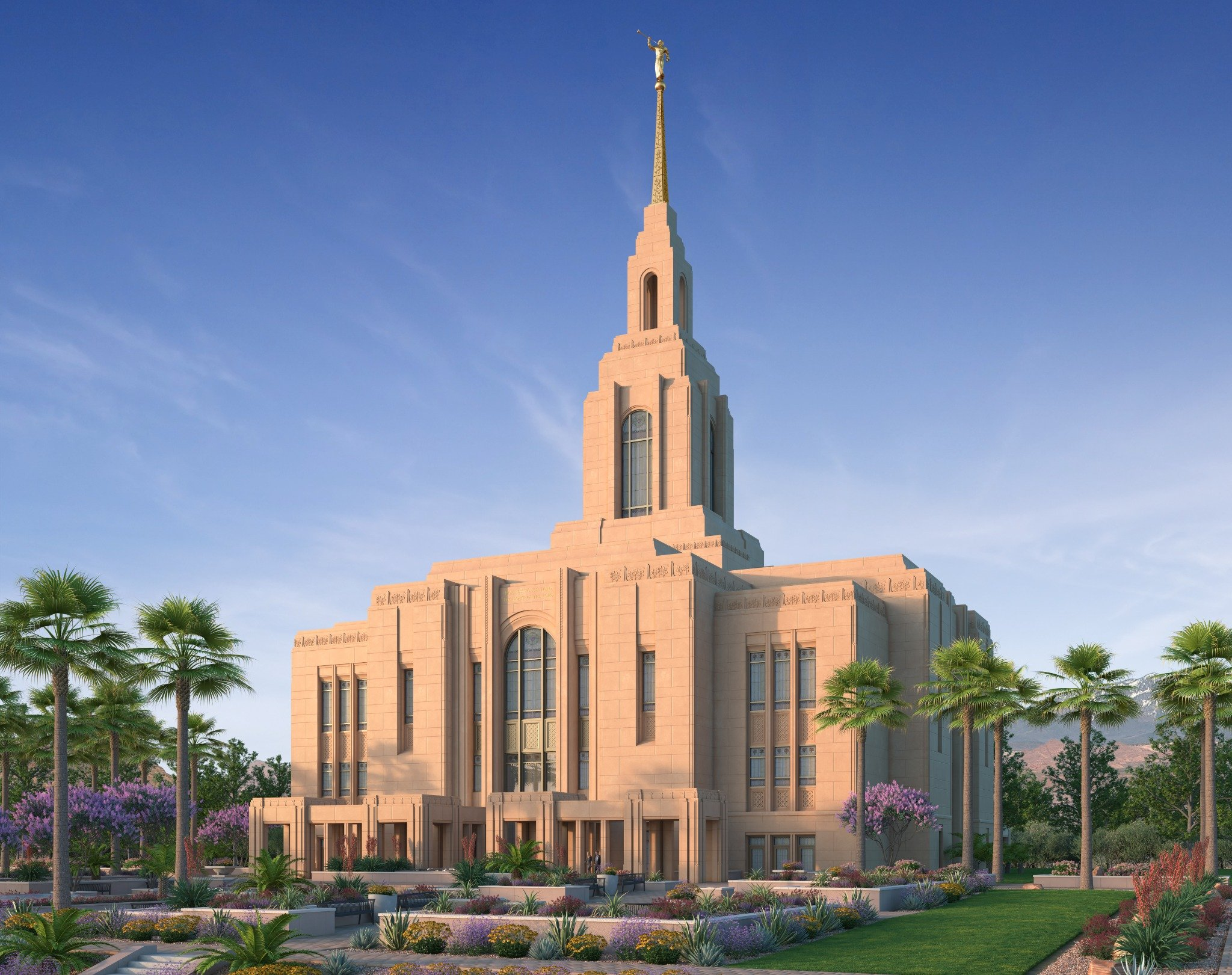 Washington County Utah Temple