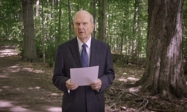 President Nelson Announces New Proclamation Celebrating the First Vision