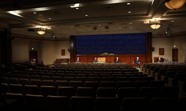 October 2020 General Conference to Closed to the Public, Broadcast Only