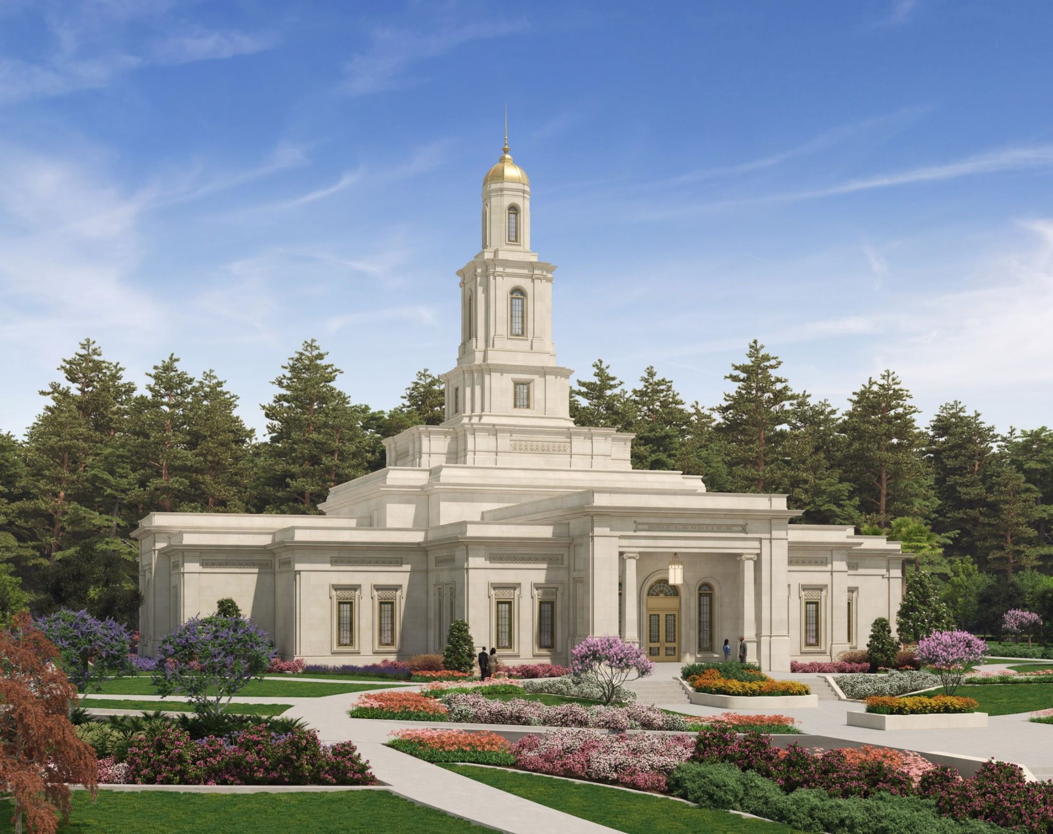 Tallahassee Florida Temple - 29,000 sq. ft.