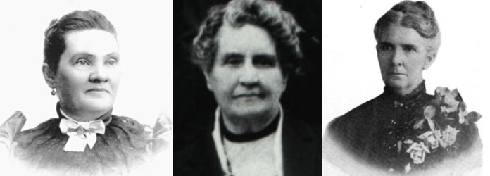 Romania Pratt, Margaret Roberts and Ellis Shipp were all physicians and members of the church in the late 1800s