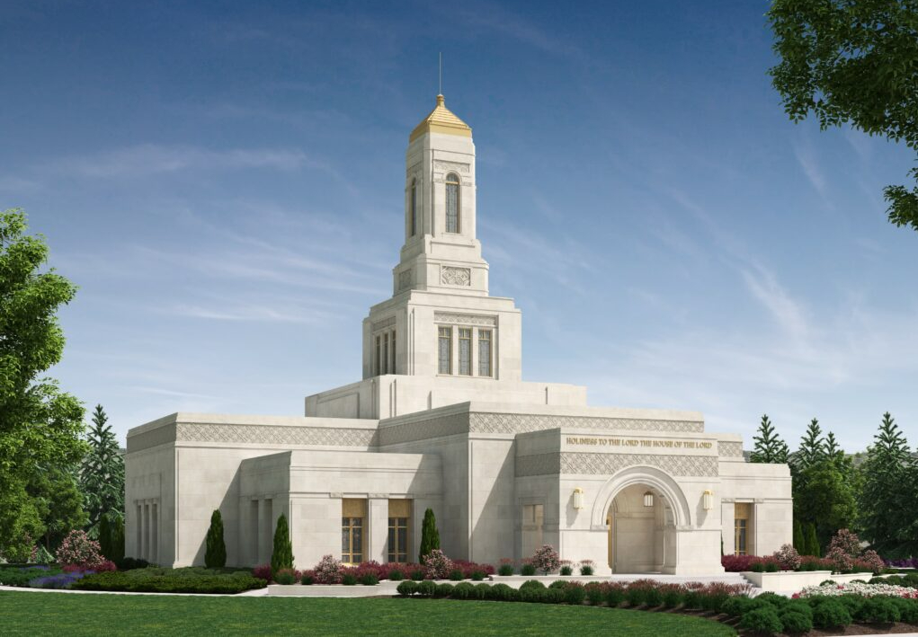 Helena Montana Temple - 10,000 sq. ft.